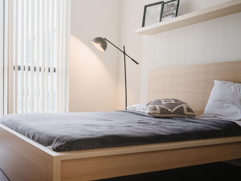 iluminação indireta quarto