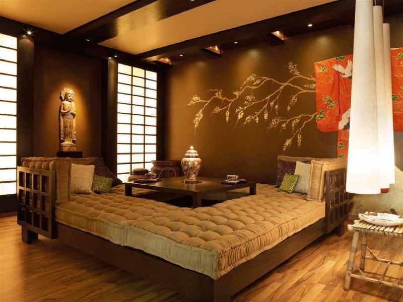 sala de estar com iluminação baixa intimista